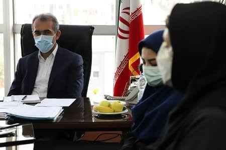 شهرداری منطقه 7 تهران موفق به تمدید گواهینامه استاندارد ایزو 14001:2015 شد