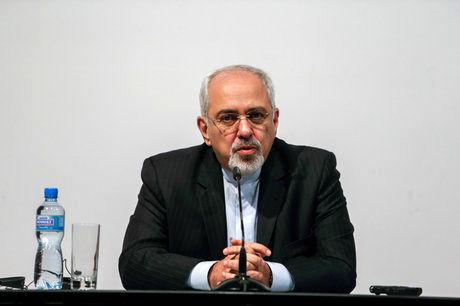 حضور ظریف در جلسه علنی مجلس شورای اسلامی+عکس