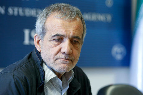 مسعود پزشکیان درکنار نوه هایش +عکس