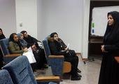 مسابقه پویش مهربانی ویژه دختران روزه اولی منطقه سه