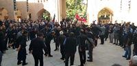 گردهمائی عاشورائیان وزارت ارتباطات و مجموعههای تابعه برگزارشد