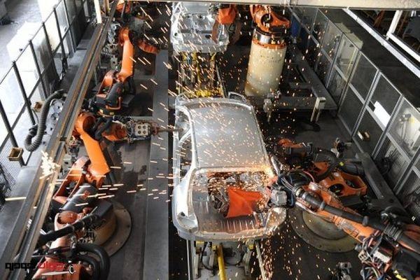 رشد 23 درصدی تولید خودرو در نیمه اول امسال