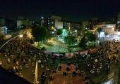 برپایی نمایشگاه یادیاران در بوستان پلیس منطقه 4