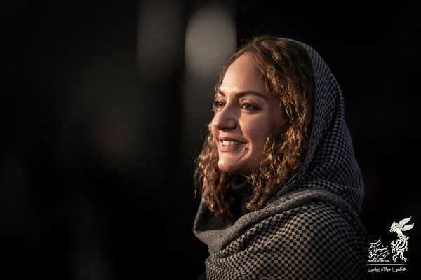 مهناز افشار در جشنواره فیلم فجر + عکس
