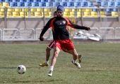 دنیزلی مدافع تیم امید را از تراکتورسازی کنار گذاشت