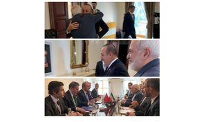 دیدار وزرای امور خارجه ایران و ترکیه در استانبول