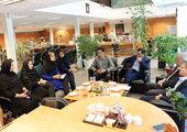 برگزاری نشست مشترک رئیس هیات مدیره بیمه سرمد با نمایندگان استان اصفهان