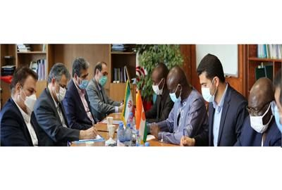 زمینه های همکاری مشترک دو کشور بررسی شد