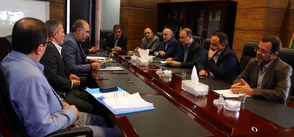 برگزاری جلسه ستاد اربعین بیمه ایران