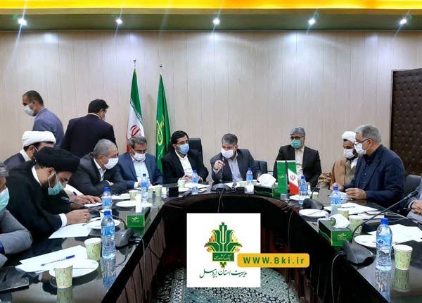 قدردانی ویژه استاندار اردبیل و رییس کمیسیون کشاورزی مجلس از عملکرد بانک کشاورزی