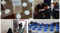 توزیع بیش از ۱۰۰۰بسته اقلام بهداشتی در منطقه۹