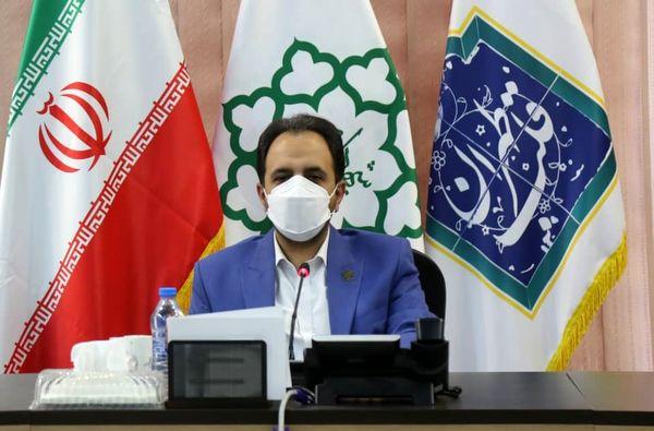رونمایی از تمبر اختصاصی محیط زیست و توسعه پایدار قلب طهران