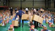 توزیع بسته های ارزاق بین نیازمندان محله های مرکزی شهر تهران آغاز شد