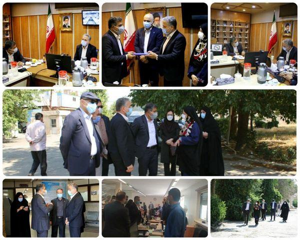 تشکیل ستاد بازآفرینی پایدار شهر تهران در منطقه ۱۵
