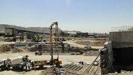 تلاش برای تکمیل آخرین پل های تقاطع غیرهمسطح ثامن