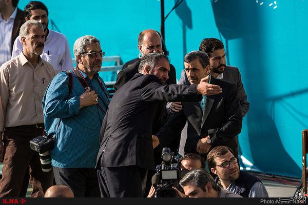 جوانی پوتین، احمدی نژاد و اوباما + عکس