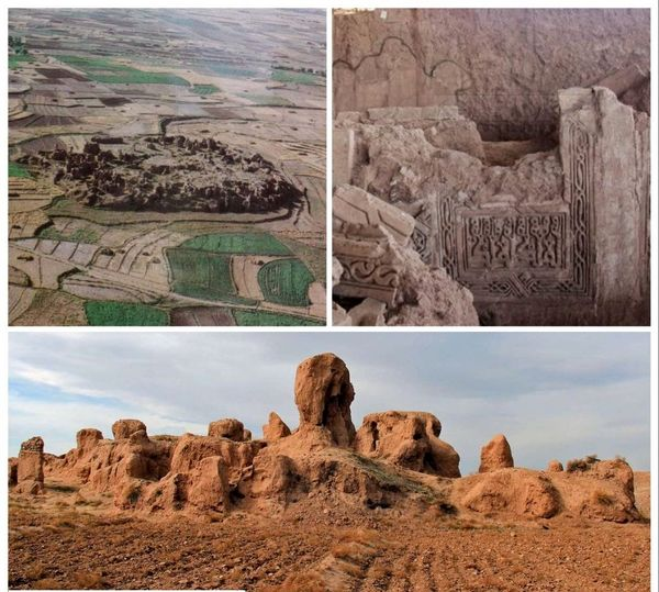 مکان تاریخی باارزشی که رها شده است+عکس