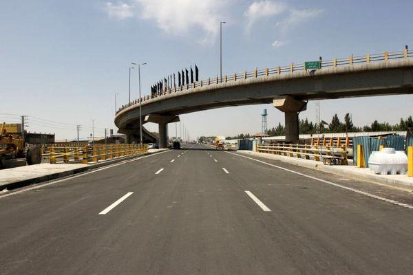 تلاش برای تکمیل تقاطع غیرهمسطح سه راه باقرشهر تا پایان پاییز امسال