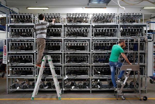 مصرف برق رمز ارزها چقدر است؟