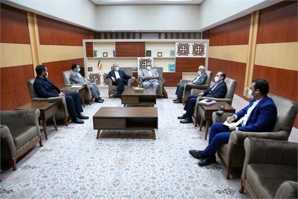 نشست هماهنگی صالحی امیری و کادر سرپرستی کاروان با سفیر ایران در ژاپن برگزار شد