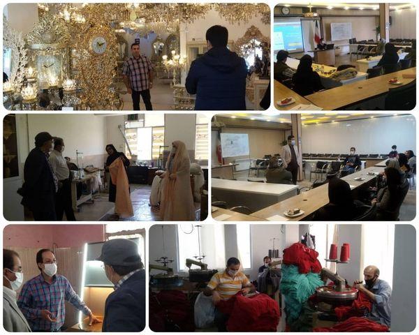 رونق کسب کارهای نوپا و کارآفرینی در منطقه 15