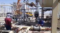 تعمیرات اساسی منطقه عملیاتی پارسیان پایان یافت