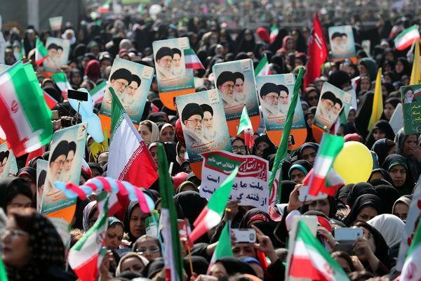 جشن چهل سالگی انقلاب با حضور مردم