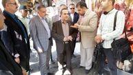 اجرای طرح ساماندهی بازارچه شهرستانی پس از 30 سال