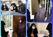 اهداء نشان خدمت به بیمارستان ها و مراکز درمانی منطقه 7