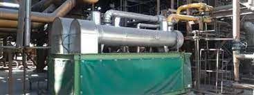 نصب و راهاندازی دو عدد درایر گاز سیل واحد احیا مستقیم 1