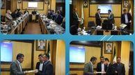 معارفه سرپرست معاونت خدمات شهری و محیط زیست منطقه15