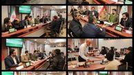 یکمین ملاقات مردمی سرپرست شهرداری منطقه9 برگزار شد