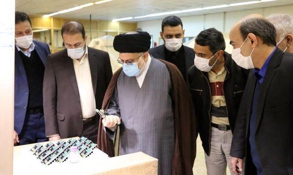 بازدید رئیس کل دادگستری استان فارس از کارخانجات مخابراتی ایران در راستای حل مشکلات حقوقی و قضایی این شرکت