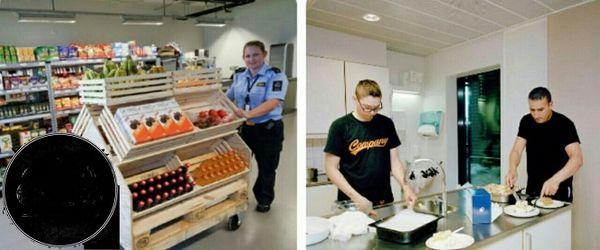 زندانی در نروژ با امکانات هتل پنج ستاره+عکس