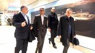 دیدار وزیر ورزش با رییس فیفا در حاشیه المپیک زمستانی 2020 لوزان