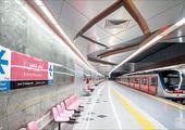 اختلال خط دو متروی تهران برطرف شد