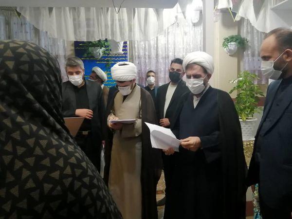 آزادی 65 نفر از زندانیان زندانهای قم در روز شهادت امام حسن مجتبی( علیه السلام)