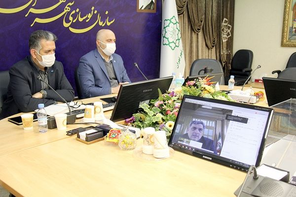 سومین جلسه ستاد بازآفرینی پایدار کلانشهر تهران به ریاست شهردار تهران برگزار شد
