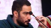 تعریف نوید محمدزاده از فیلم جدید حاتمی کیا+عکس