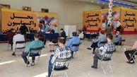 واکسیناسیون کارکنان، بازنشستگان و خانواده های آنان در شرکت فولاد خوزستان