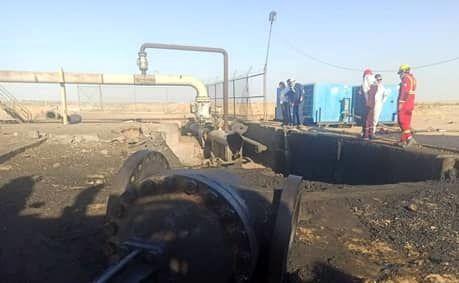 دستور مدیرعامل شرکت ملی نفت برای رسیدگی فوری به مصدومان حادثه چشمه خوش
