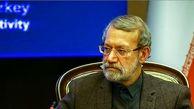 دیدار لاریجانی با گروه دوستی مجلس ملی خلق چین