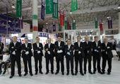 """حضور مدیرعامل بیمه """"ما"""" در نمایشگاه بین المللی iran retail show"""