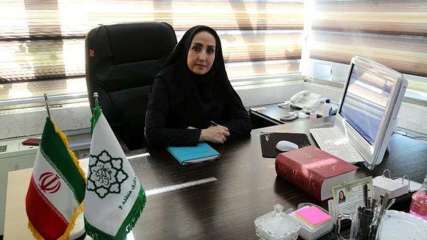 پیام تبریک معاون توسعه منابع انسانی شهرداری منطقه ۶ به مناسبت فرارسیدن روز زن و مقام مادر