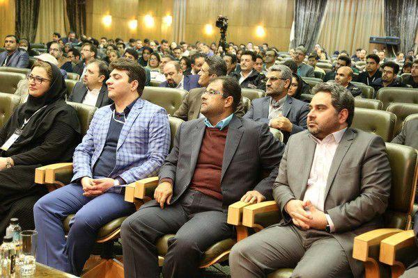 استقبال مدعوین و مدیران ارشد شهری از غرفه سازمان بهشت زهرا(س)