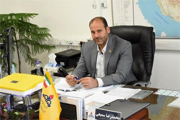 معافیت ازپرداخت هزینه وانشعاب گاز اماکن مذهبی وآموزش وپرورش در6ماهه نخست سال