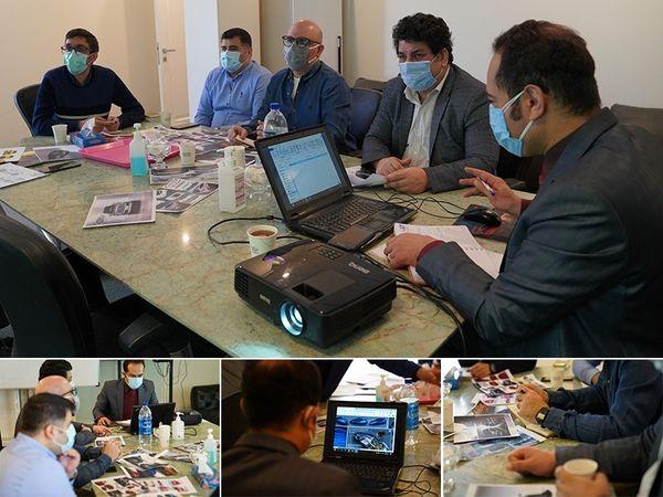 ارزیابی اولیه آثار ارسالی جهت شرکت در مسابقه طراحی مفهومی خودرو MVM انجام گردید