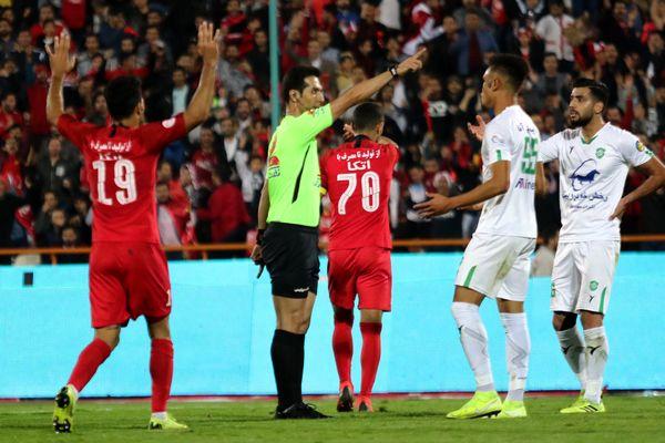 بیانیه فدراسیون فوتبال درباره حواشی دیدار پرسپولیس و ماشین سازی