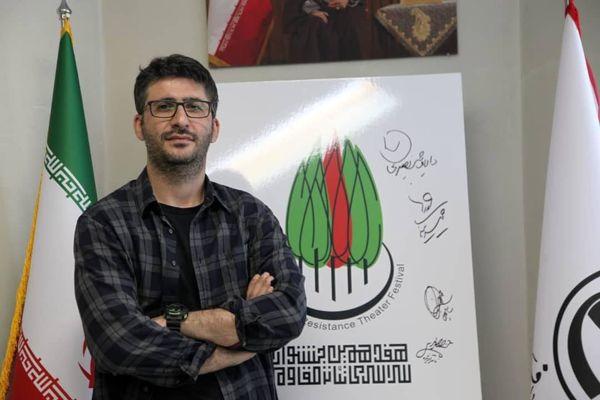 انتخاب آثار بخش دانشجویی جشنواره تئاتر مقاومت از طریق فیلم