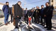 مرکز محله خاتون در منطقه 15 توسط شهردار تهران افتتاح شد